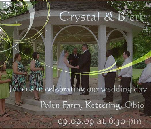 Crystal & Brett