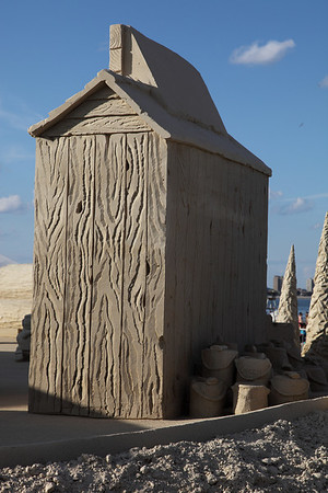 Revere Sand Sculpting - Final Day