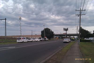 20121015 Sunshine accident