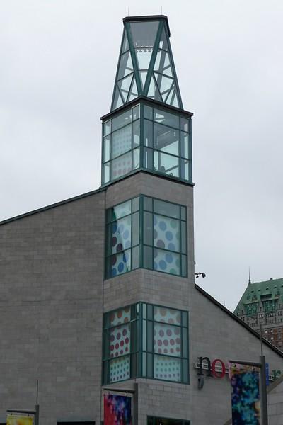 Musée de la Civilisation. Quebec City