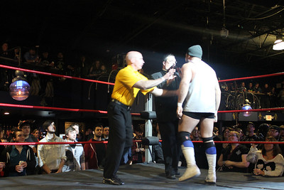 Combat Zone Wrestling To Infinity April 27, 2014