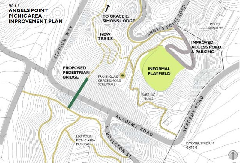 2006, Angels Point Picnic Area Improvement Plan