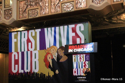 First Wives Club the Musical Press Conference & World Premiere Opening Night