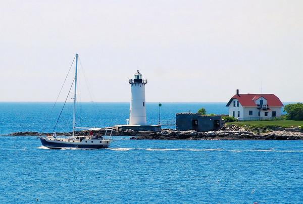 New England Light Houses