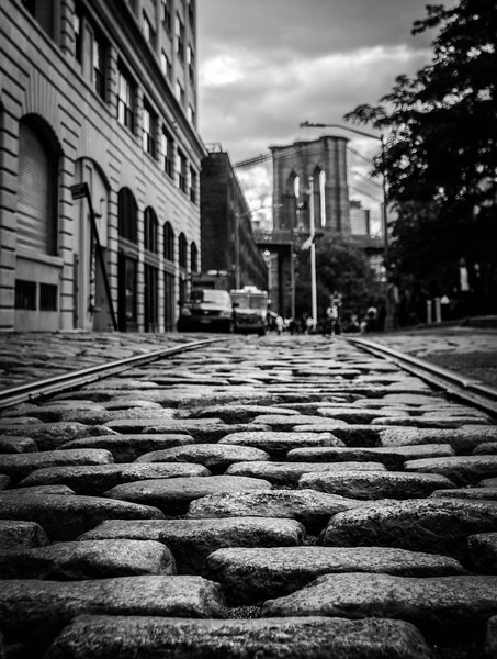 Brooklyn cobblestones bnw.jpg