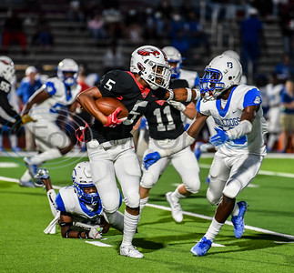 Rusk High School Football vs Crockett High School by Jessica Payne