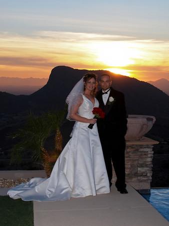 Frank & Kimberly's Wedding