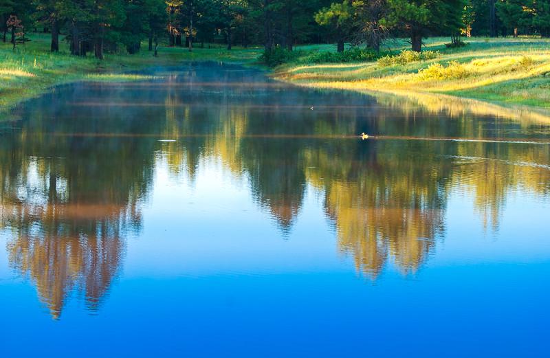 Mormon Lake, Happy Jack, Clints Well
