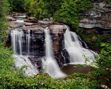 Blackwater Falls - July 18, 2009