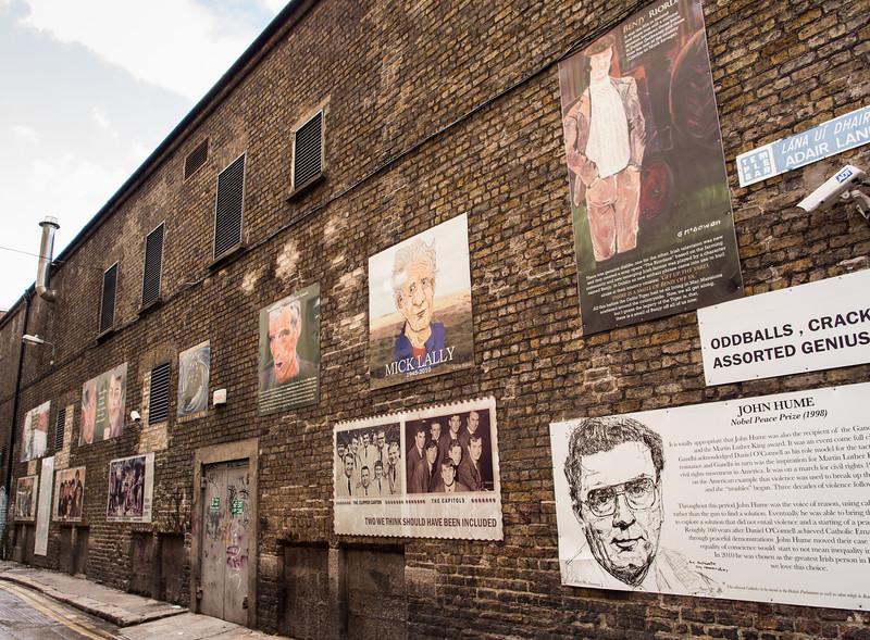 Hall of fame, Dublin