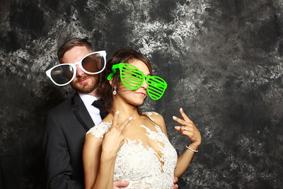 Lauren & Brian Photobooth