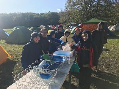 2019-10-11 Camporee Busse Woods