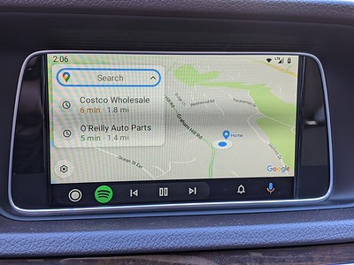 Hu5s1 Android Auto