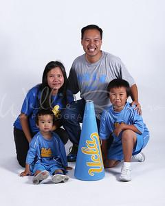 UCLA Make Up Photo Day 10/1/17