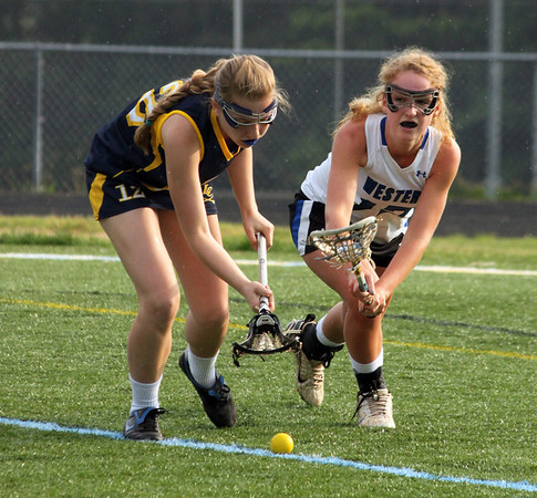Western girls roll past Loudoun County 2011
