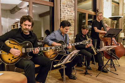 Huisconcert Home Cookin' Band Ledeberg 2014