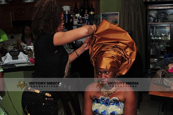 Maria Ufomadu Birthday Party