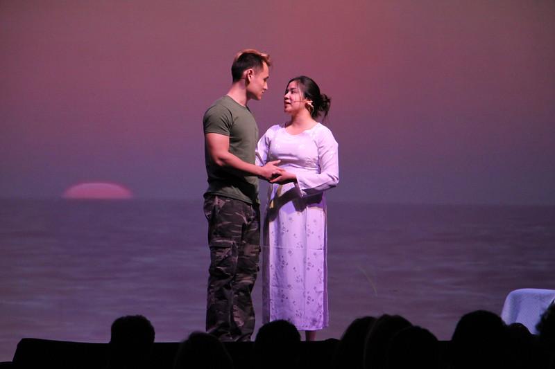 Miss Saigon at The World Theater in Katy, TexasApril 8th  2017