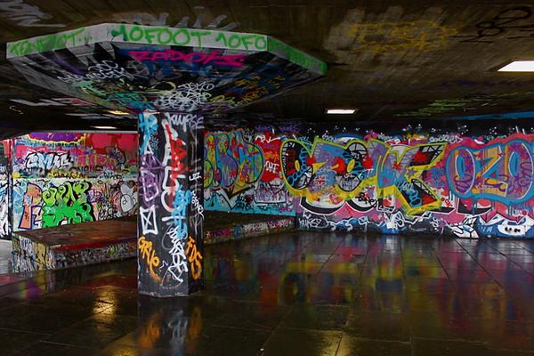 Skate Park Steet Art