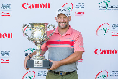 Canon SA Disabled Golf Open