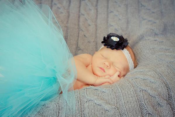 Baby Callie
