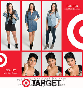 TARGET beauty & fashion