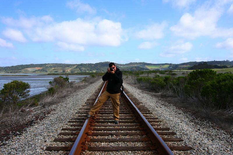 Elkhorn slough, Monterey. March 2009.