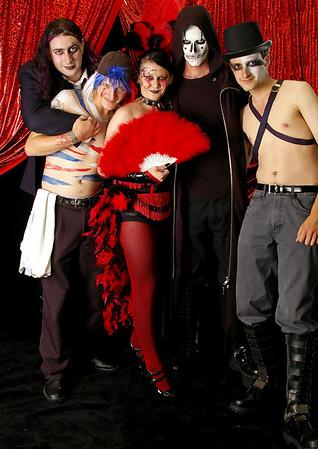 Spank Fetish Ball - Circus Berserk Feb 09