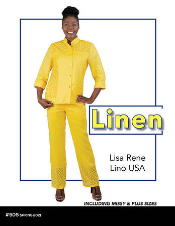 Linen Spring 2021