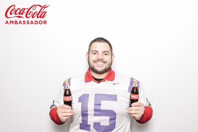 monroe, la - coca-cola ambassador