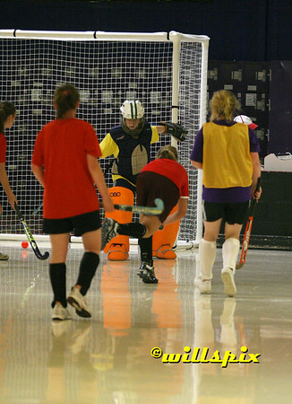 Crofton Indoor Red vs Yellow:18 May 08