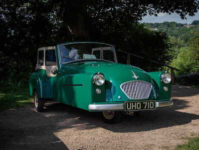 2018 Oakwell Hall Classic Car Rally
