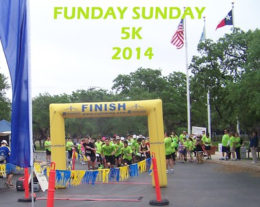 Funday Sunday 5K 2014