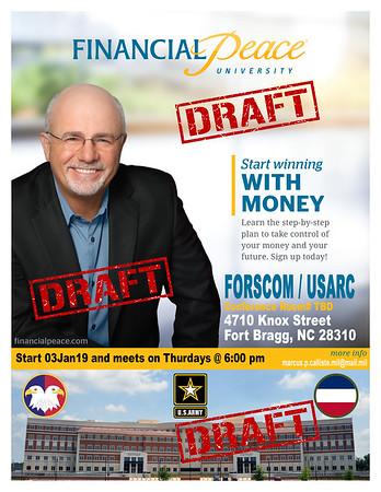 20190103 Fort Bragg - FORSCOM USARC