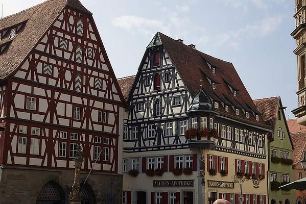 2017 sept 23 Rothenburg Wurstburg Germany