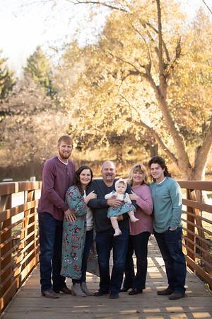 Peleska and Williams Family 10-20