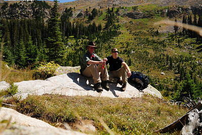 40 Mile Bear to Grand Lake Loop, RMNP, Sept 7, 2009