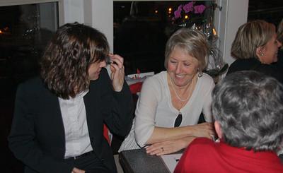 Tina Retirement Party Jan. 2009