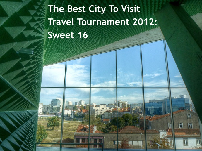 best city to visit tournament 2012 sweet 16