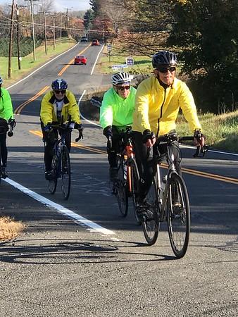 October 28 Saturday Alternate Ride