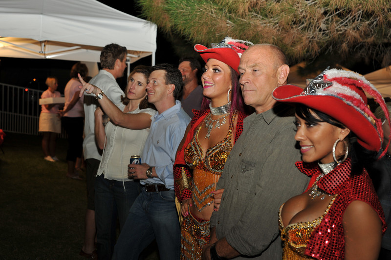 """Over 400 high quality photographs from the 17th Annual Miss Kitty's Jeans to Jewels fundraiser for Opportunity Village Saturday September 12 at Bitter Root Ranch in North Las Vegas.High quality pictures free download for personal use only with photo credit of """"Mark Bowers, Courtesy of www.ISVodka.com """""""