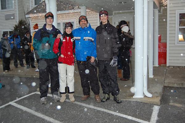 Students Ski Trip 2008