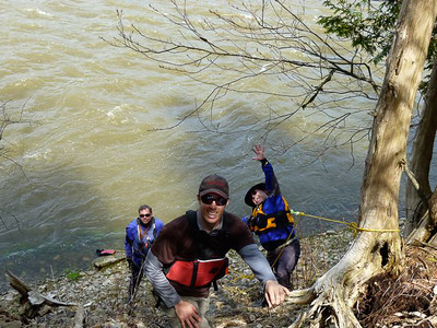 Maitland River April 2011
