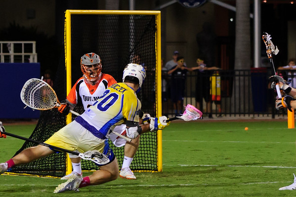 2017 Florida Launch vs Denver Outlaws