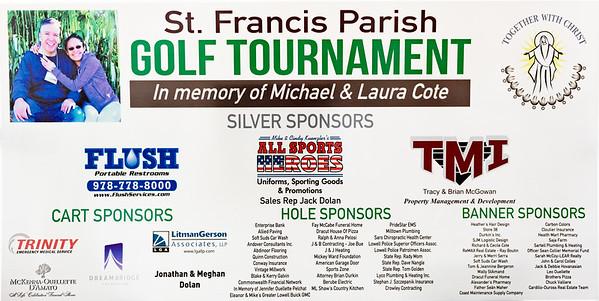 St. Francis  Parish 2019 Golf Tournament
