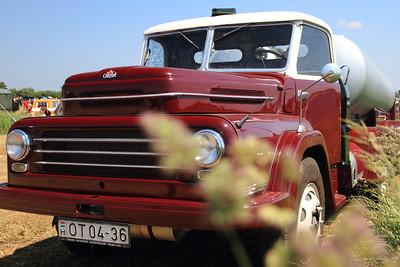 Vintage Commercial Vehicles Meeting — Veterán Haszongépjármű Találkozó