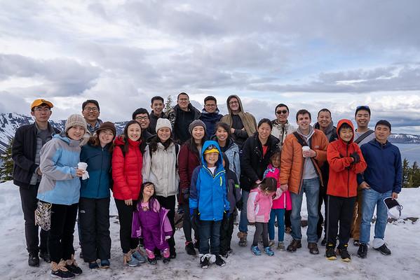 2019/05/27 Crater Lake Road Trip