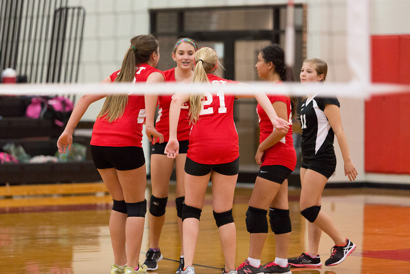 Coppell East 8th Girls 19 Sept 2013 9.jpg