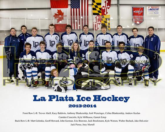 La Plata Ice Hockey 2013-2014