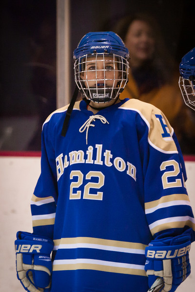 Hamilton Women's Ice Hockey 2012-13 Pictures of the Week